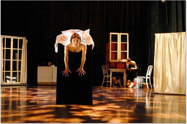 DEBORAH SLATER DANCE THEATER